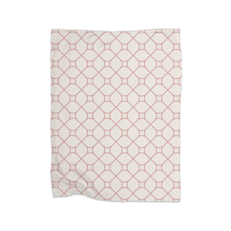 Torba (Rose) Home Blanket by trebam