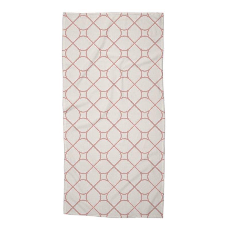 Torba (Rose) Accessories Beach Towel by trebam