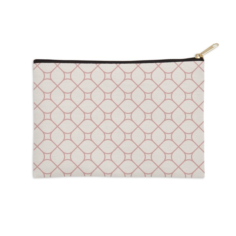 Torba (Rose) Accessories Zip Pouch by trebam