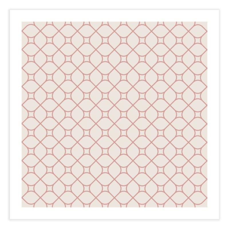 Torba (Rose) Home Fine Art Print by trebam