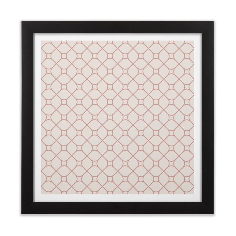 Torba (Rose) Home Framed Fine Art Print by trebam