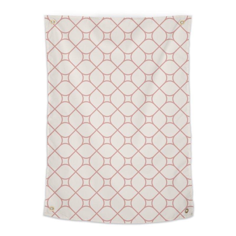 Torba (Rose) Home Tapestry by trebam