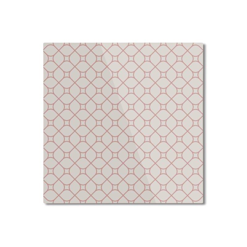 Torba (Rose) Home Mounted Aluminum Print by trebam