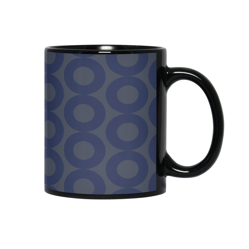 Runda (Blues) Accessories Mug by trebam
