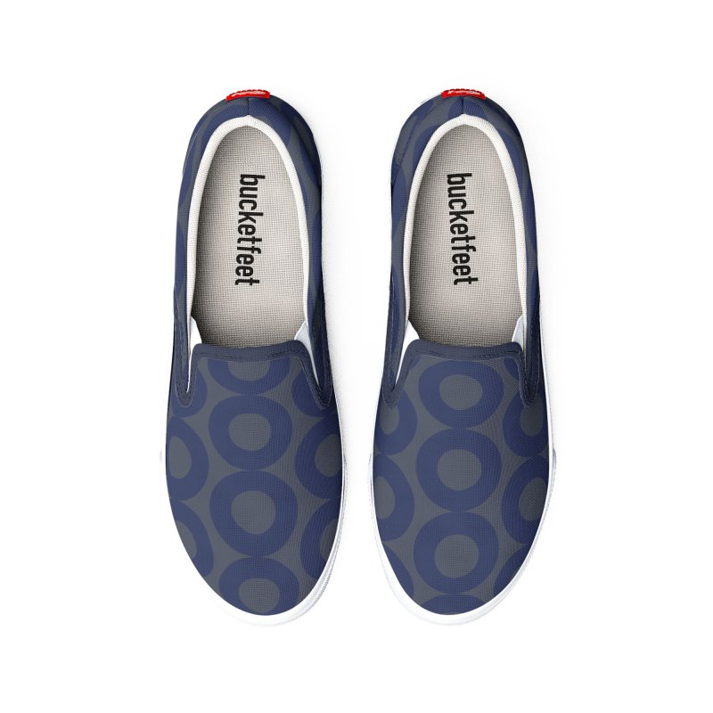Runda (Blues) Men's Shoes by trebam