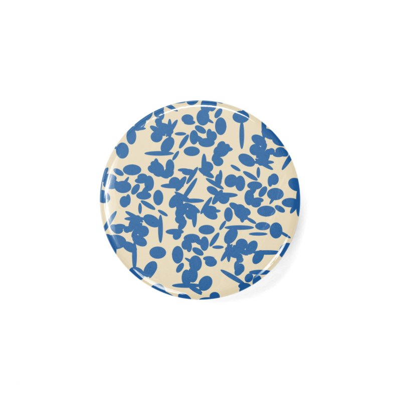Koraljni (Blue/Almond) Accessories Button by trebam