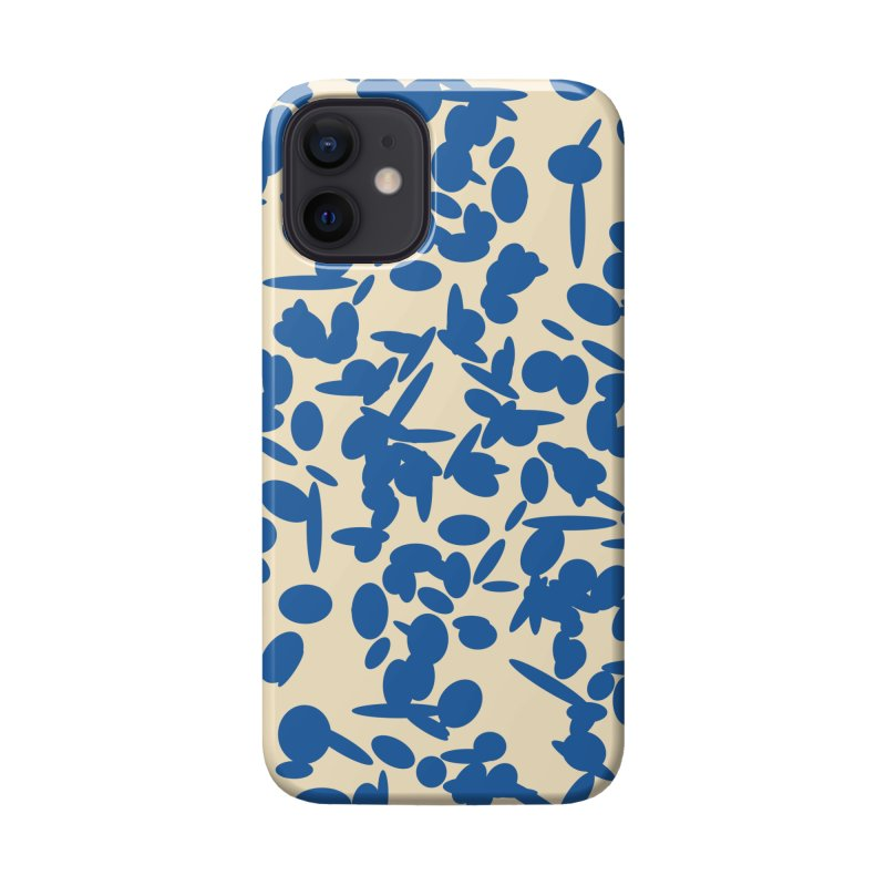Koraljni (Blue/Almond) Accessories Phone Case by trebam