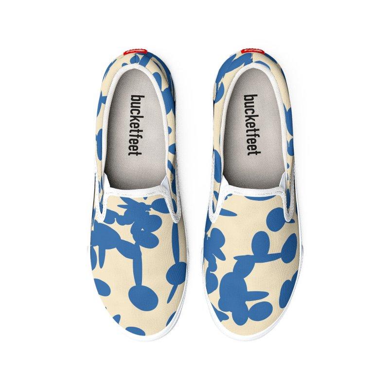 Koraljni (Blue/Almond) Men's Shoes by trebam