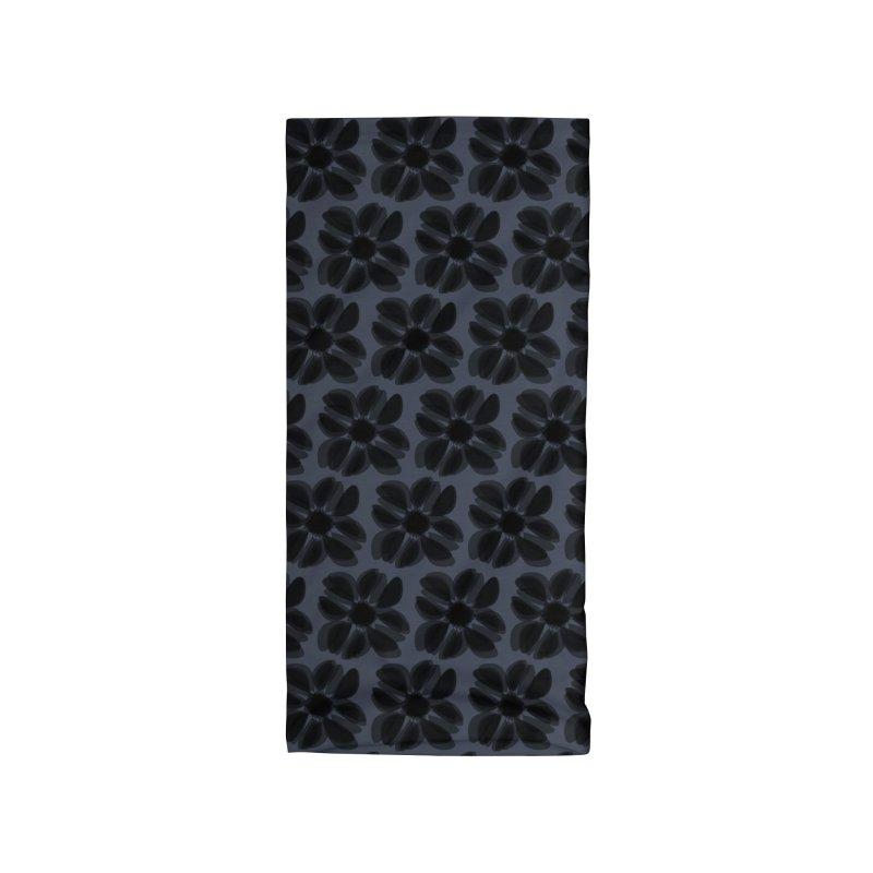 Redaka (Black/Blue) Accessories Neck Gaiter by trebam