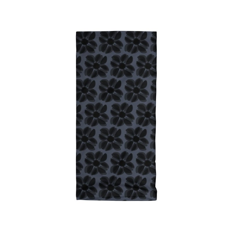 Redaka (Black/Blue) Accessories Neck Gaiter by trebam