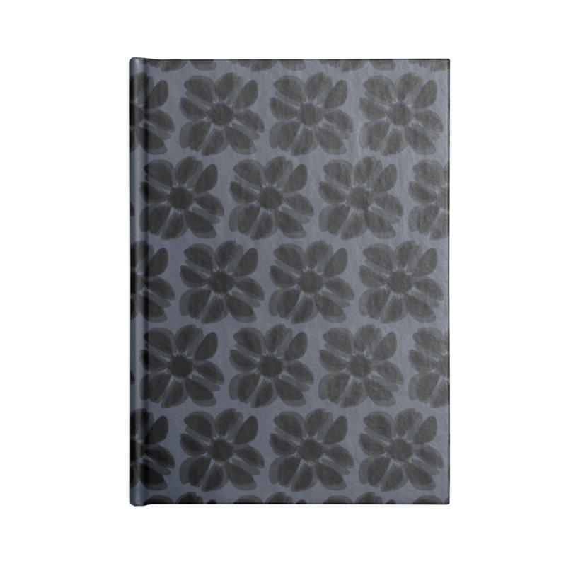 Redaka (Black/Blue) Accessories Notebook by trebam
