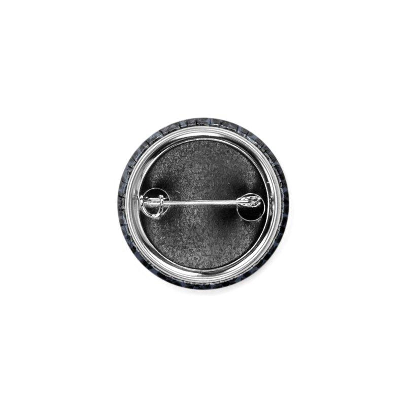 Redaka (Black/Blue) Accessories Button by trebam