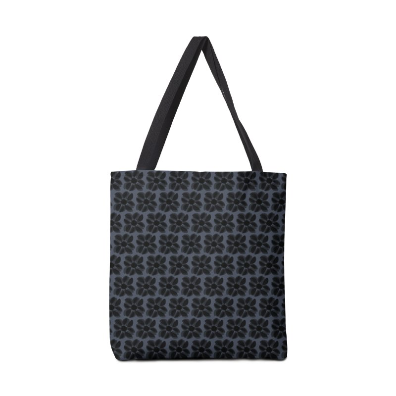 Redaka (Black/Blue) Accessories Bag by trebam