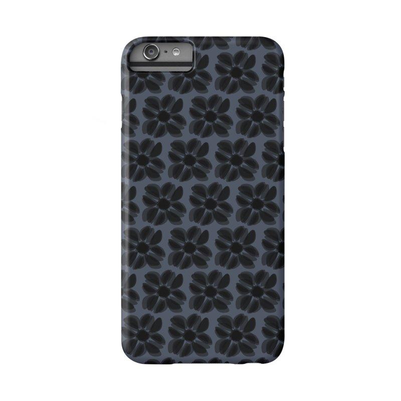 Redaka (Black/Blue) Accessories Phone Case by trebam