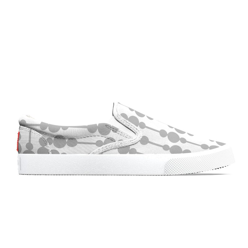 Perle (Gray/White) Women's Shoes by trebam