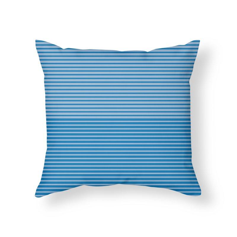 Horizont Home Throw Pillow by trebam