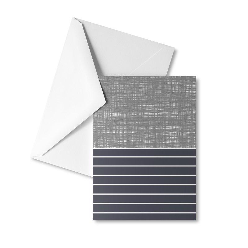 Odvojen (Gray) Accessories Greeting Card by trebam
