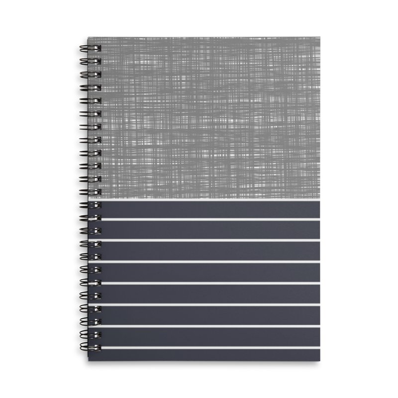 Odvojen (Gray) Accessories Notebook by trebam