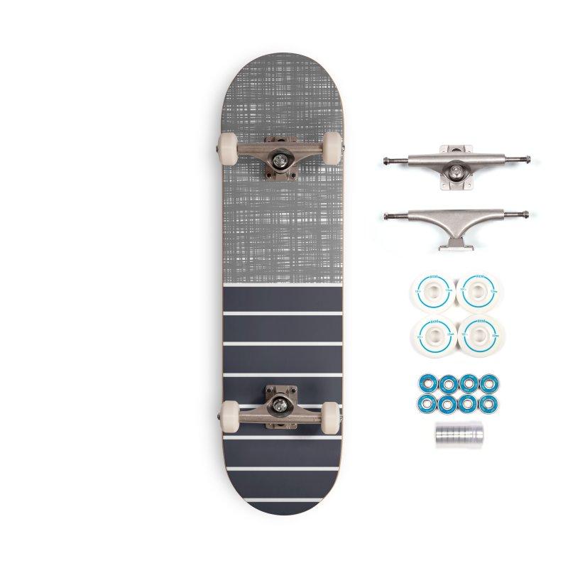 Odvojen (Gray) Accessories Skateboard by trebam