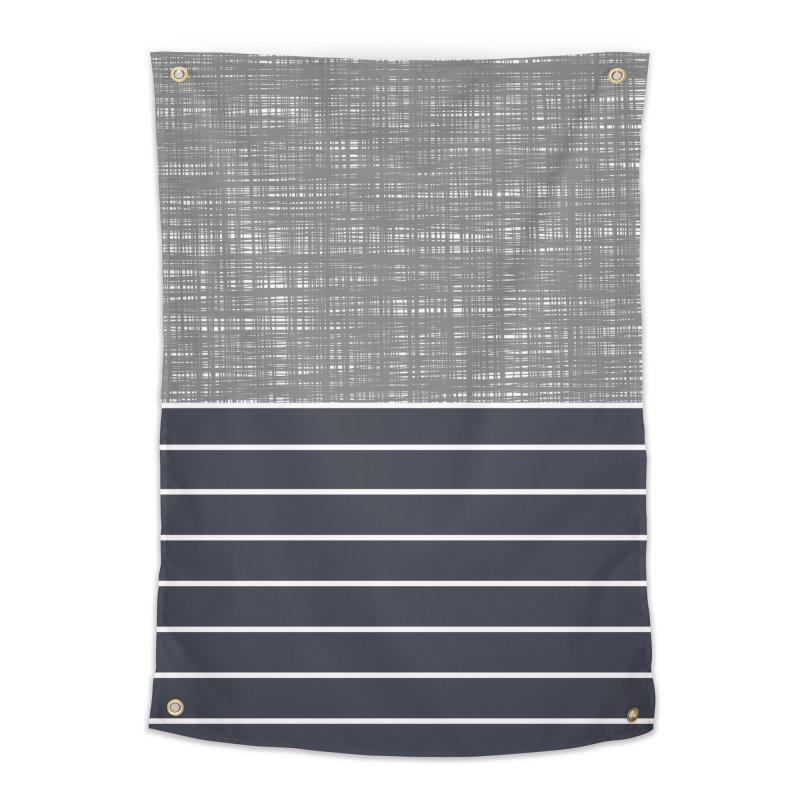 Odvojen (Gray) Home Tapestry by trebam