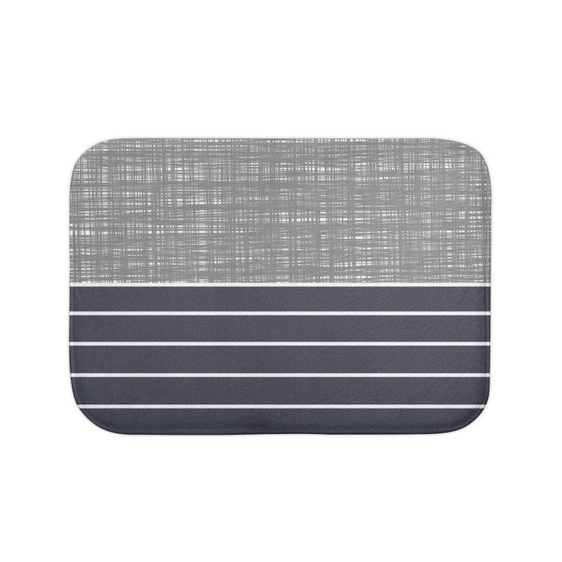 Odvojen (Gray) Home Bath Mat by trebam