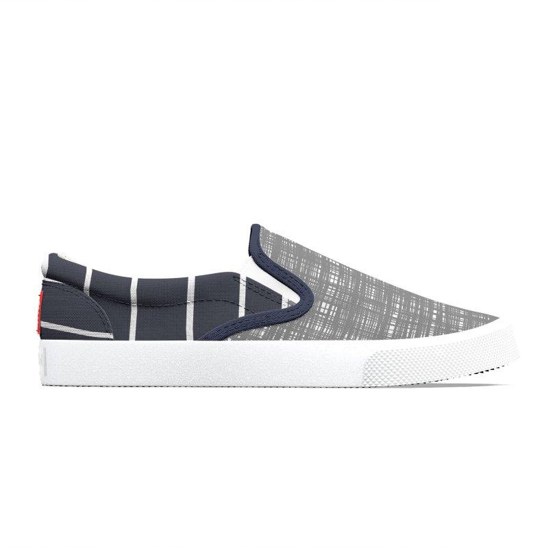 Odvojen (Gray) Men's Shoes by trebam