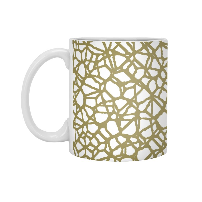 Staklo (Brown) Accessories Mug by trebam