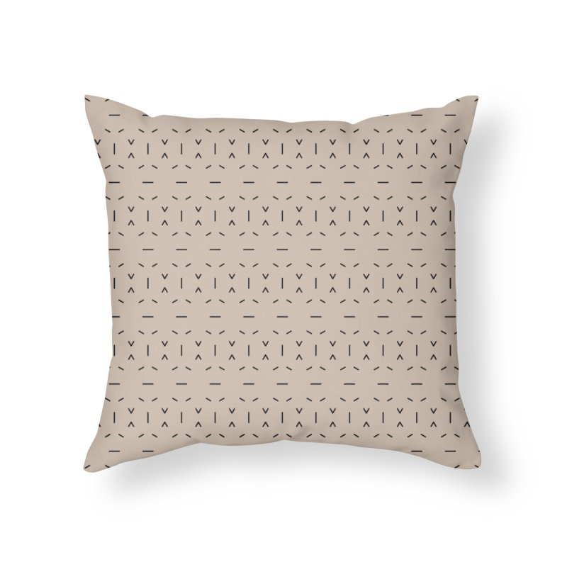 Oduzeti Home Throw Pillow by trebam