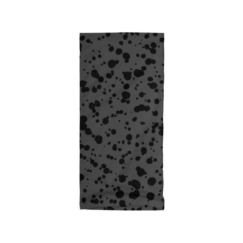 Curiti (Black/Gray) Accessories Neck Gaiter by trebam