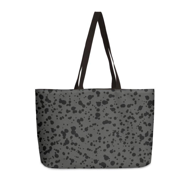 Curiti (Black/Gray) Accessories Bag by trebam
