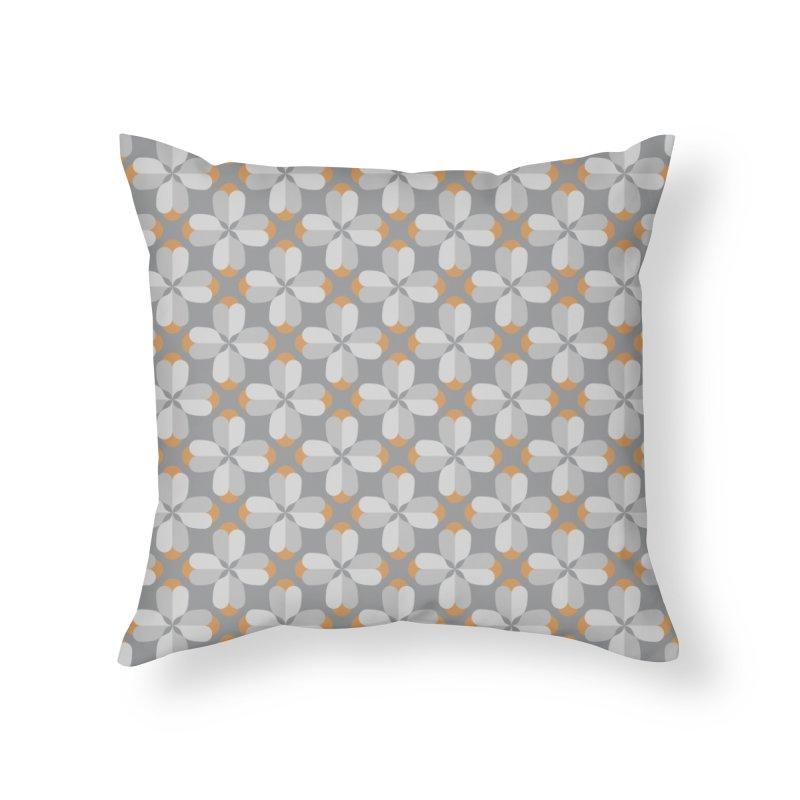 Zidovi Home Throw Pillow by trebam