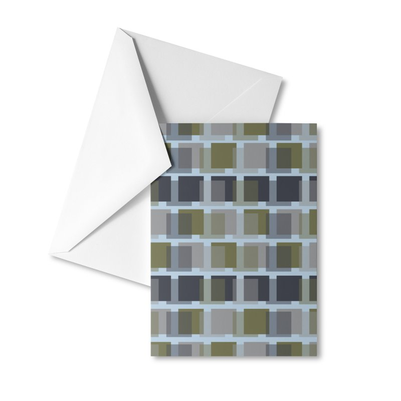 Slojevita Accessories Greeting Card by trebam