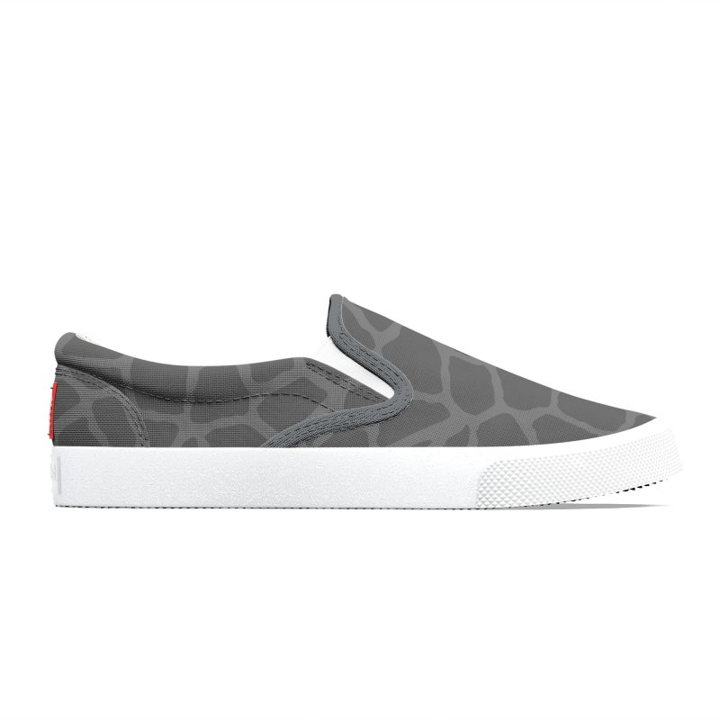 Staklo (Gray on Gray) Men's Shoes by trebam