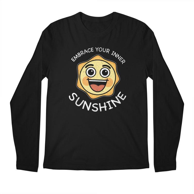 Embrace your Inner Sunshine Men's Regular Longsleeve T-Shirt by Treemanjake