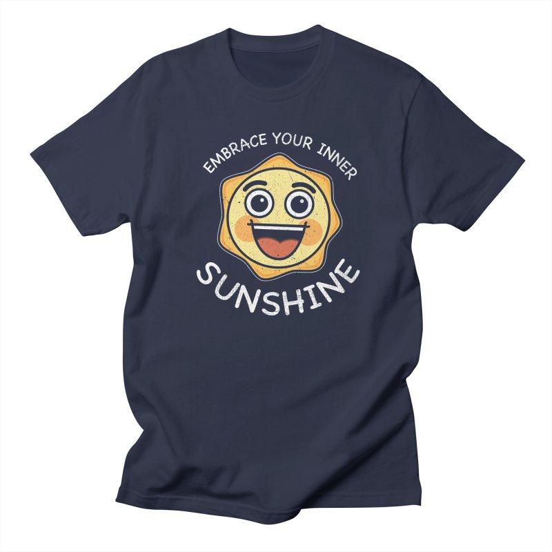 Embrace your Inner Sunshine Women's Regular Unisex T-Shirt by Treemanjake
