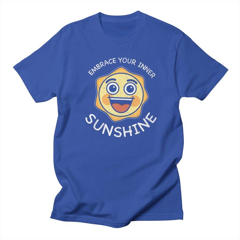 Embrace your Inner Sunshine Men's Regular T-Shirt by Treemanjake