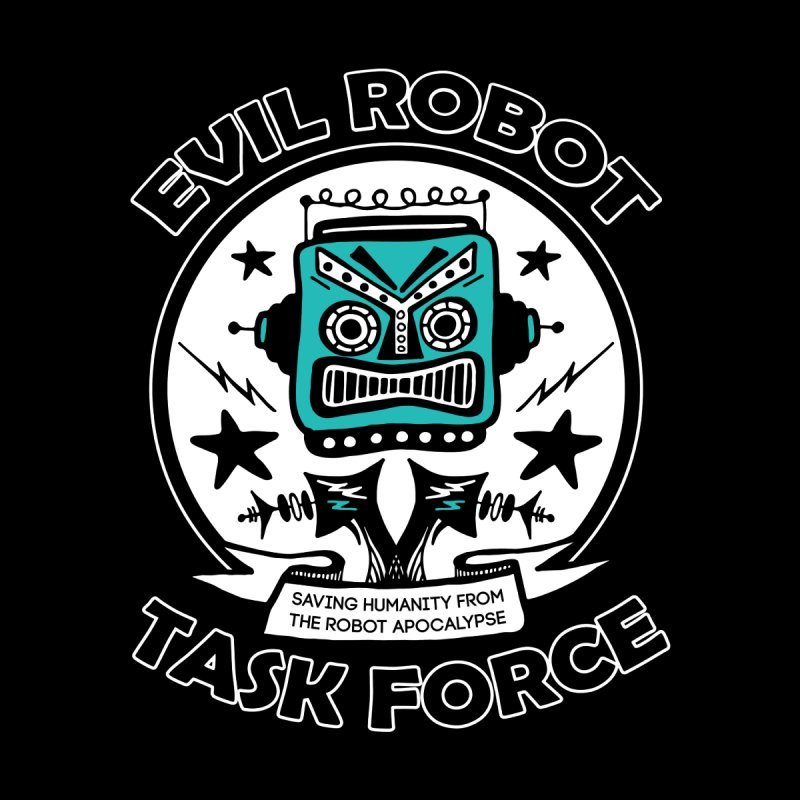 Evil Robot Taskforce by Treemanjake