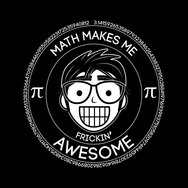Math Guy by Treemanjake