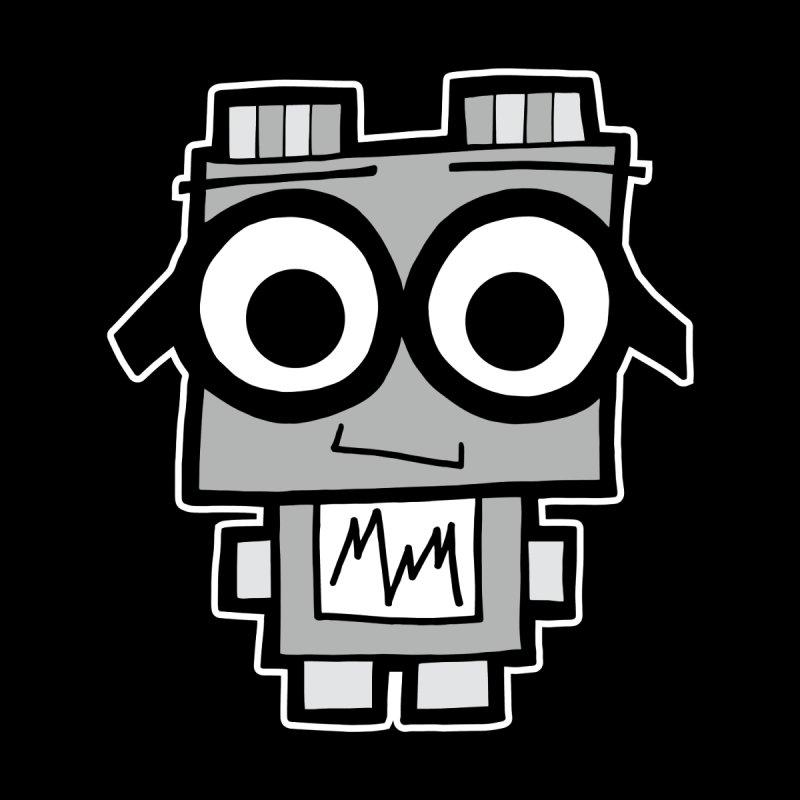 Nerdy Robot by Treemanjake