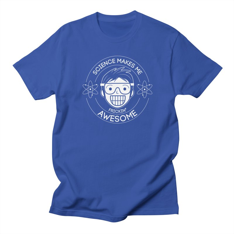 Science Guy Men's Regular T-Shirt by Treemanjake