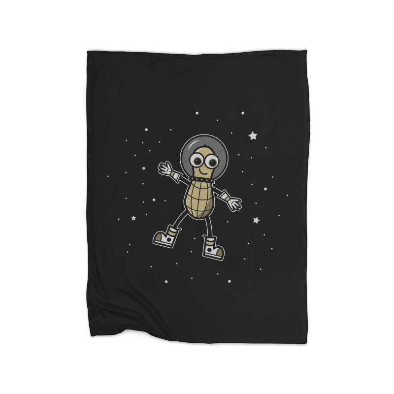 Astronutty Home Fleece Blanket Blanket by Treemanjake