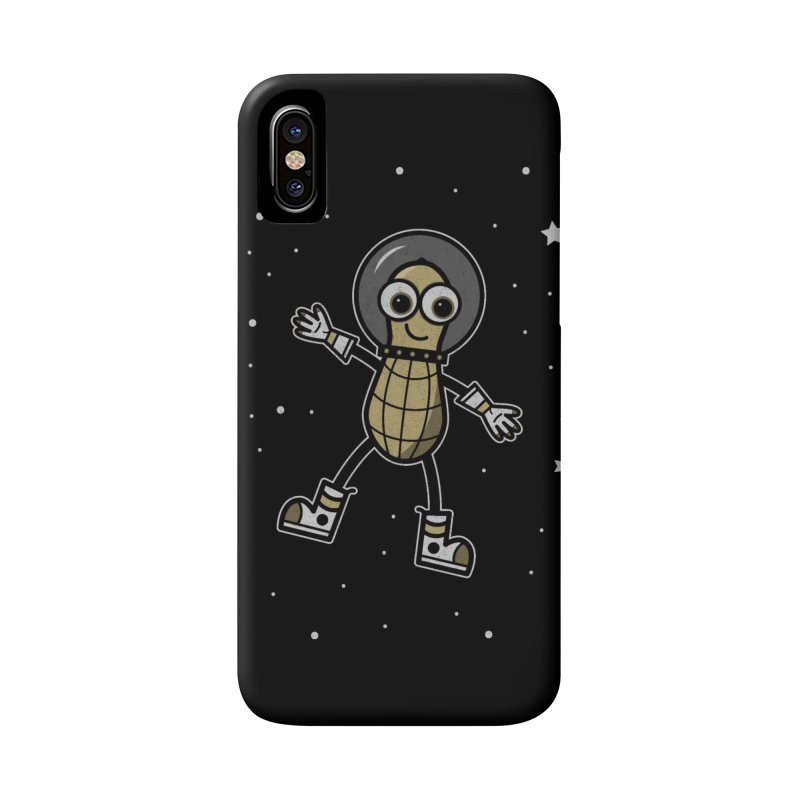 Astronutty Accessories Phone Case by Treemanjake