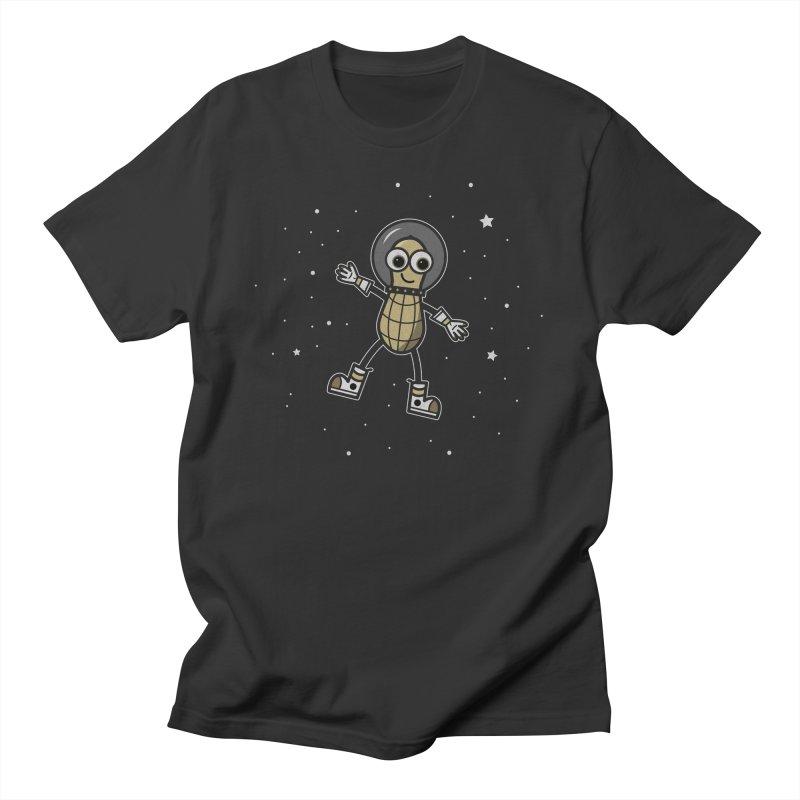 Astronutty Men's T-Shirt by Treemanjake