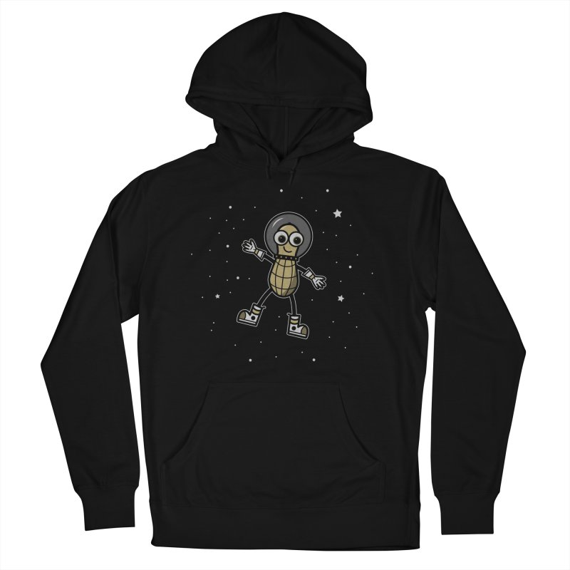 Astronutty Women's French Terry Pullover Hoody by Treemanjake