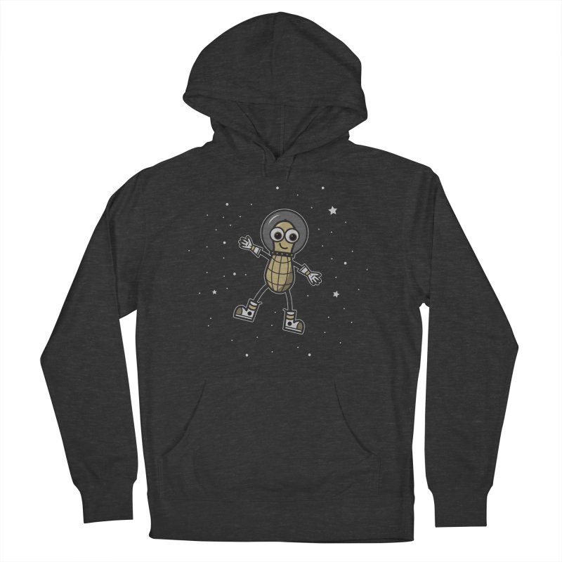 Astronutty Men's French Terry Pullover Hoody by Treemanjake