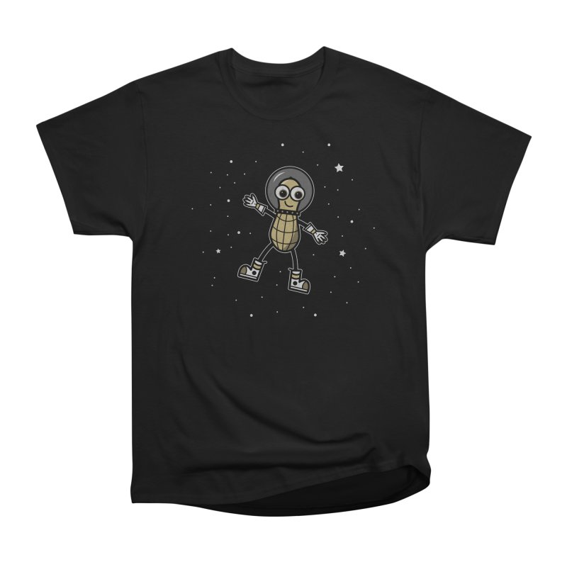 Astronutty Men's Heavyweight T-Shirt by Treemanjake