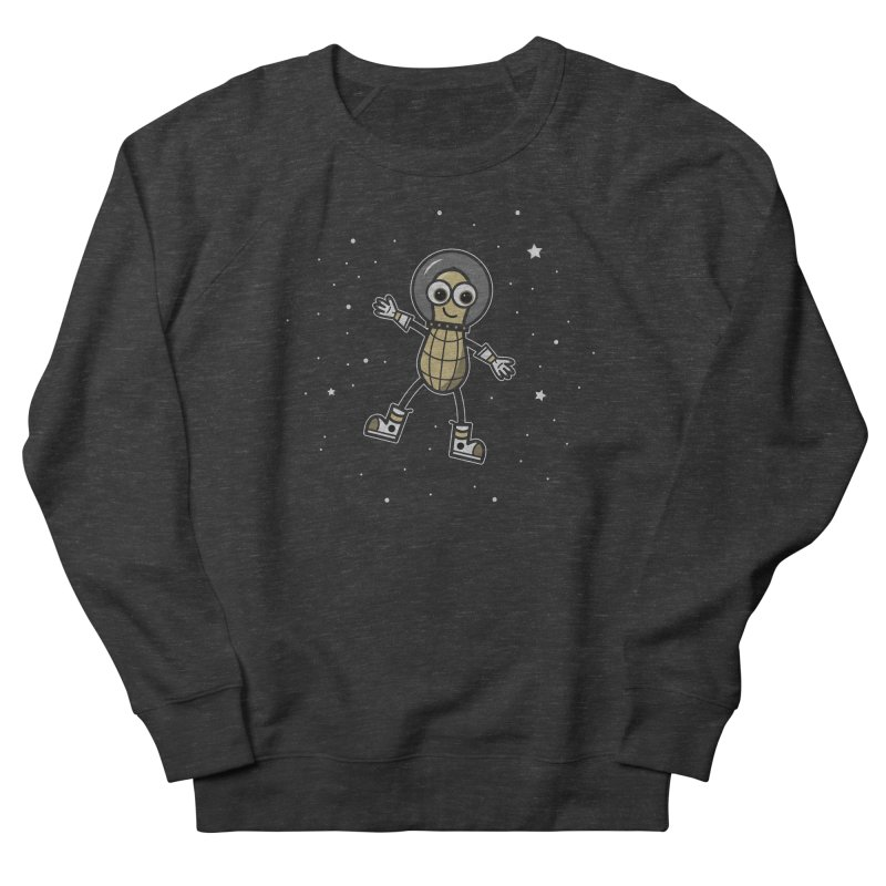 Astronutty Men's French Terry Sweatshirt by Treemanjake