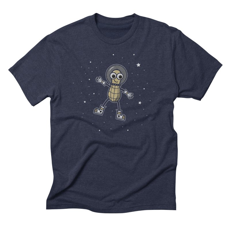 Astronutty Men's Triblend T-Shirt by Treemanjake