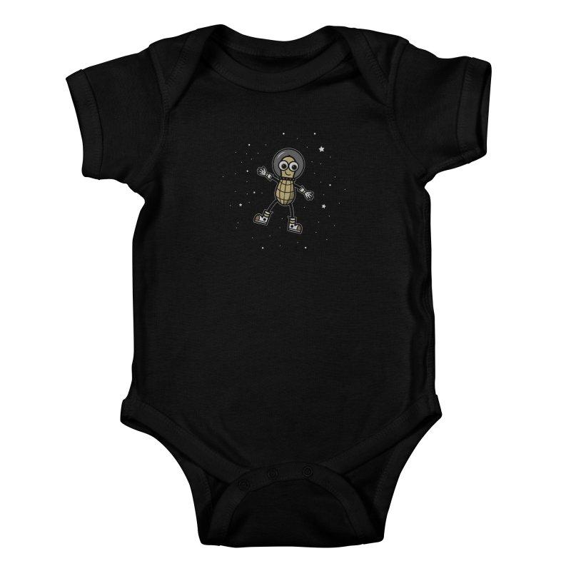 Astronutty Kids Baby Bodysuit by Treemanjake