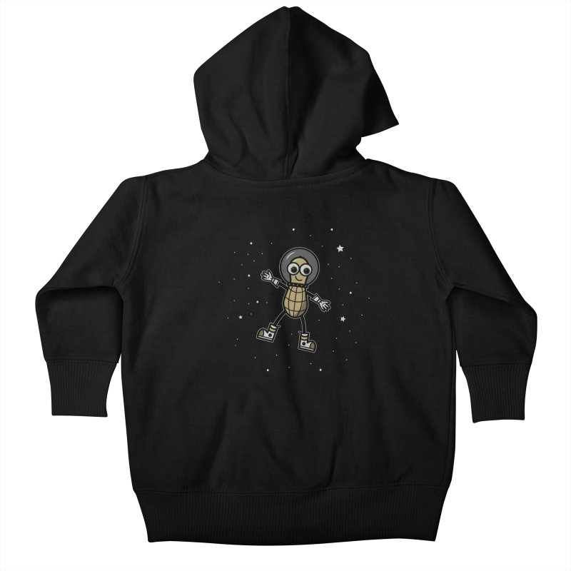 Astronutty Kids Baby Zip-Up Hoody by Treemanjake